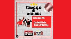 Favela Viva precisa de voluntários de contabilidade e direito tributário
