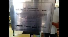 Entidades homenageiam o engenheiro Raimundo Luiz Neves Nogueira