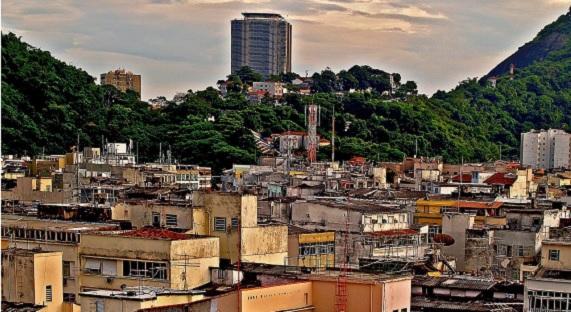 Favelas redim
